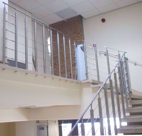 Picture of Stainless Steel Balustrades