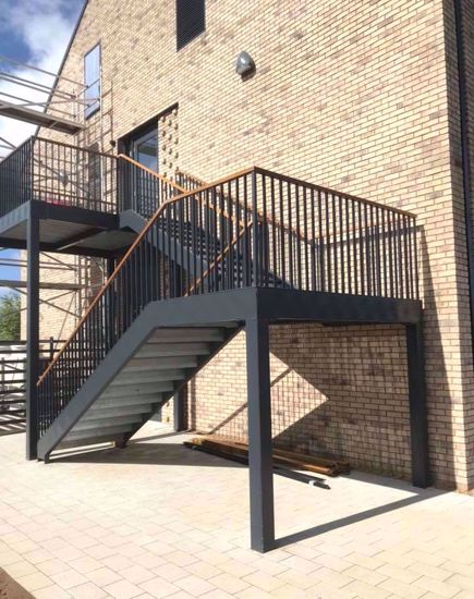 Picture of External Staircases